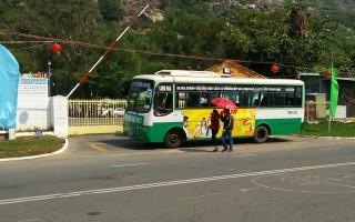 Mở 2 tuyến xe buýt phục vụ khách tham quan Hội xuân Núi Bà