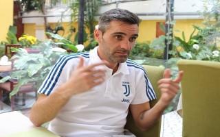 """""""VN sẽ có công nghệ đào tạo hàng đầu từ Juventus"""""""