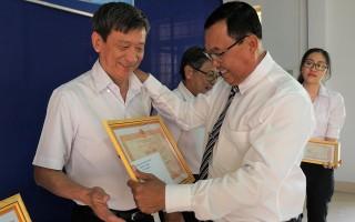 TAND thành phố Tây Ninh tổng kết công tác hội thẩm tòa án năm 2017