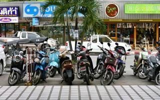 Thái Lan đánh thuế môi trường đối với xe máy