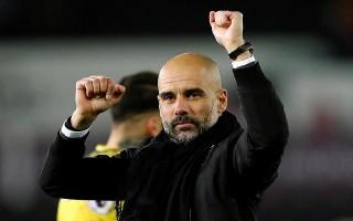 """Guardiola ký hợp đồng """"siêu khủng"""" với Man City"""