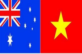 Điện mừng 45 năm thiết lập quan hệ ngoại giao Việt Nam - Australia