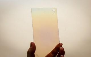 Sự thật về smartphone màn hình kim cương