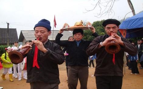 Lễ hội Roóng Poọc của dân tộc Giáy