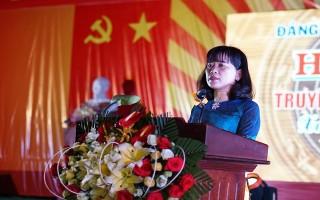 Hoà Thành: Họp mặt truyền thống cách mạng động Kim Quang
