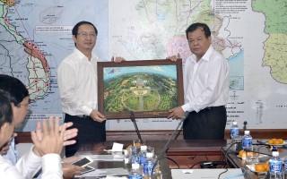 Hỗ trợ Đại học Quốc gia TP. Hồ Chí Minh 8 tỷ đồng trang bị nội thất KTX sinh viên