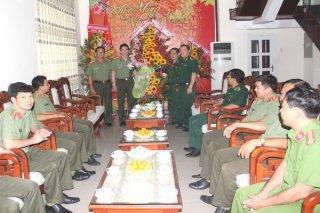 Nhiều hoạt động kỷ niệm Ngày truyền thống Bộ đội Biên phòng