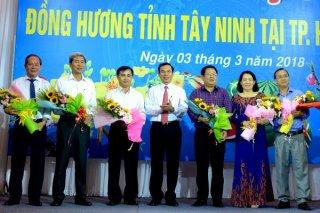Họp mặt đồng hương Tây Ninh tại Thành phố Hồ Chí Minh