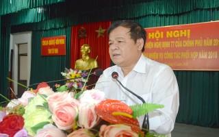 Tây Ninh: Tổng kết hoạt động Quân sự- Công an- Biên phòng