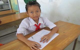 Ước mơ trở thành cô giáo