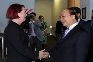 Thủ tướng bắt đầu thăm chính thức New Zealand