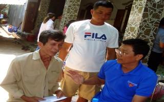 Lãnh đạo Gò Dầu thăm gia đình nạn nhân tử vong do đuối nước