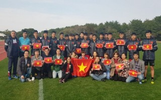 Tuyển U16 Việt Nam giành ngôi á quân