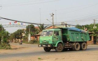 Một ngã ba tiềm ẩn nhiều nguy cơ tai nạn giao thông