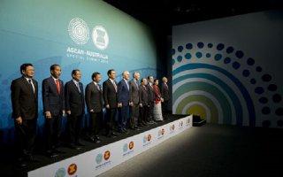 Thủ tướng chứng kiến lễ ký Bản ghi nhớ hợp tác ASEAN-Australia về chống khủng bố