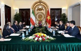 Tham vấn chính trị lần thứ III Việt Nam-Kuwait