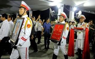 Hơn một trăm nghìn người đến viếng nguyên Thủ tướng Phan Văn Khải