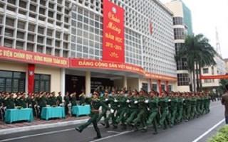 Công bố Tài liệu Hỏi – Đáp về tuyển sinh quân sự 2018