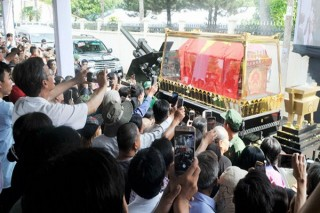Lễ an táng nguyên Thủ tướng Phan Văn Khải