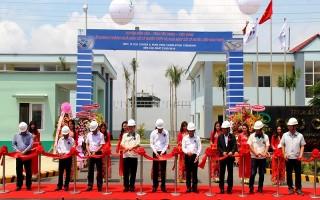 Khánh thành Nhà máy xử lý nước thải khu công nghiệp TMTC Mộc Bài