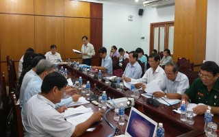 Hội đồng Thi đua - Khen thưởng tỉnh họp phiên thứ nhất