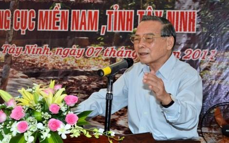 Nguyên Thủ tướng Phan Văn Khải với Tây Ninh