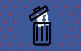 """Từ khóa """"Xóa Facebook"""" được tìm kiếm kỷ lục"""