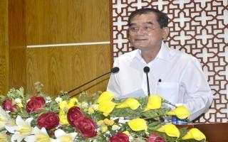 Sơ kết 5 năm thực hiện Nghị quyết 21 của Bộ Chính trị (Khóa XI) về tăng cường sự lãnh đạo của Đảng đối với công tác BHXH, BHYT