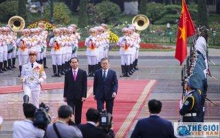 Việt Nam - đối tác quan trọng trong chính sách hướng Nam mới của Hàn Quốc