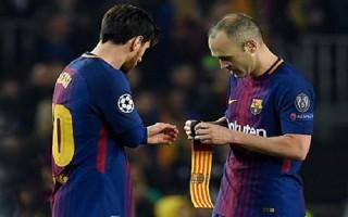 Barca chọn 'bộ tứ quyền lực' mới sau mùa giải