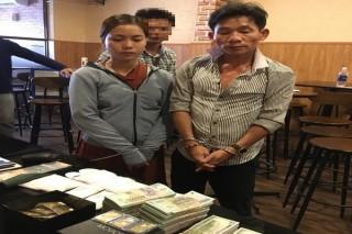 Triệt phá đường dây vận chuyển trái phép ma tuý từ Campuchia về Việt Nam