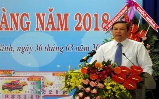 Công ty XSKT Tây Ninh hội nghị khách hàng năm 2018