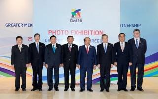 Thủ tướng dự khai mạc Triển lãm ảnh 25 năm hợp tác GMS