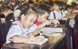 Thu hút hơn 1.000 học sinh tiểu học đăng ký