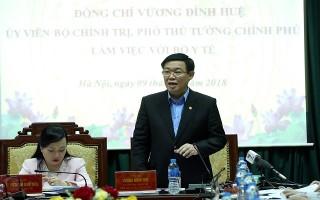 Phó Thủ tướng: Sửa đổi Nghị định 105 sẽ thúc đẩy lộ trình xã hội hoá dịch vụ y tế