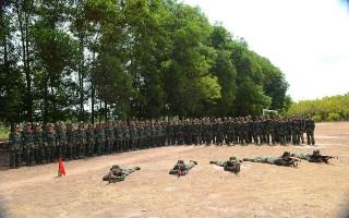 Quán triệt nhiệm vụ động viên huấn luyện quân nhân dự bị