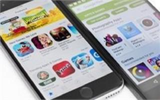 Doanh thu từ Apple App Store gần gấp đôi Google Play