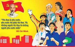 Phát động đợt thi đua đặc biệt kỷ niệm 70 năm Chủ tịch Hồ Chí Minh ra Lời kêu gọi Thi đua ái quốc