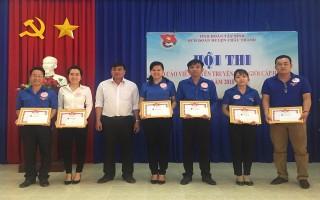 Châu Thành: Tổ chức Hội thi báo cáo viên, tuyên truyền viên giỏi