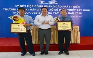 Xi măng Fico Tây Ninh phấn đấu lọt vào tốp 5