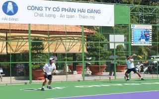 Khởi tranh Giải quần vợt vô địch nam- nữ, tranh cúp Hải Đăng 2018