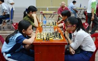 Khởi tranh môn cờ vua, cờ tướng Đại hội TDTT tỉnh Tây Ninh