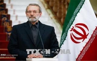 Chủ tịch Quốc hội Iran bắt đầu thăm chính thức Việt Nam