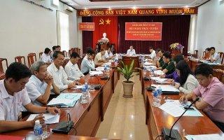 Hội nghị trực tuyến phổ biến Bộ Luật hình sự và Bộ Luật tố tụng hình sự 2015