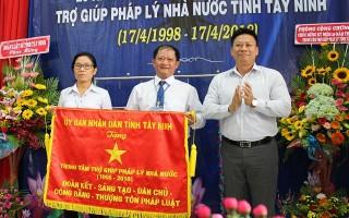 Kỷ niệm 20 năm thành lập Trung tâm Trợ giúp pháp lý nhà nước tỉnh Tây Ninh