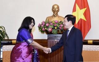Việt Nam - Bangladesh phấn đấu đạt 2 tỷ USD kim ngạch thương mại vào năm 2020