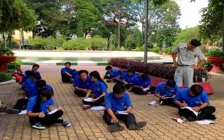 Tập huấn nghiệp vụ, bồi dưỡng kỹ năng công tác thanh niên