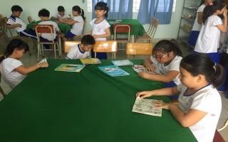 Thư viện trường học- nâng cấp để thu hút học sinh