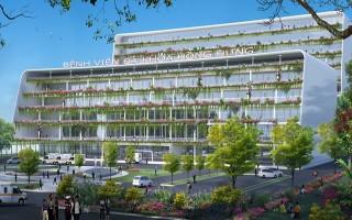 Chuẩn bị khởi công dự án bệnh viện khách sạn đầu tiên ở Tây Ninh