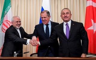 Nga, Thổ Nhĩ Kỳ và Iran tái khởi động đàm phán về Syria